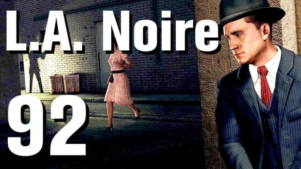 """ZZZN. L.A. Noire Walkthrough Part 92: """"Manifest Destiny"""" (8 of 10) Promo Image"""