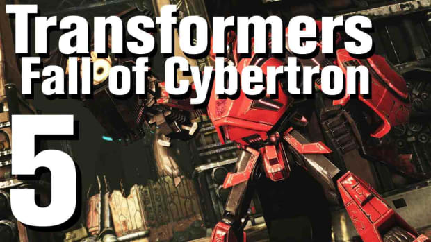E. Transformers Fall of Cybertron Walkthrough Part 5 - Chapter 2 Promo Image