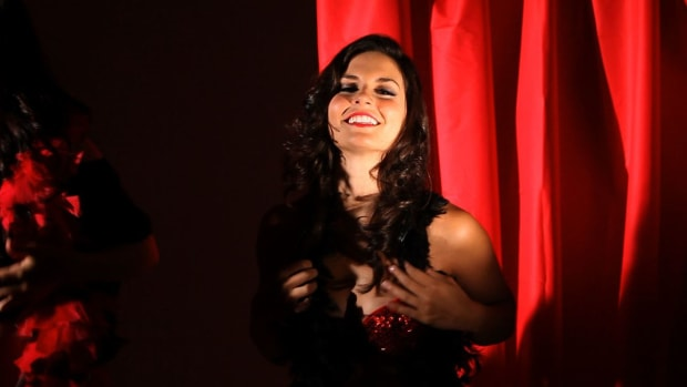 V. Signature Moves from the Best Burlesque Dancers Promo Image