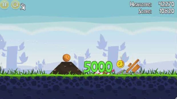 C. Angry Birds Level 1-3 Walkthrough Promo Image