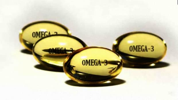 P. How to Get More Omega-3 Fatty Acids into Your Diet Promo Image