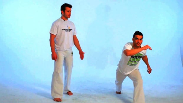 H. How to Do the Role in Capoeira Promo Image