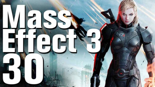 ZD. Mass Effect 3 Walkthrough Part 30 - Sur'Kesh Promo Image