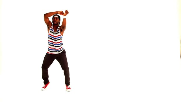 "ZM. How to Dance to M.C. Hammer's ""Too Legit"" Promo Image"