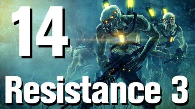 N. Resistance 3 Walkthrough Part 14: Friends in Low Places Promo Image