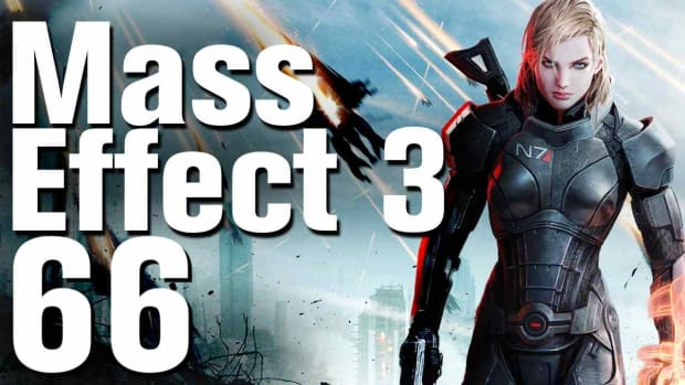 ZZN. Mass Effect 3 Walkthrough Part 66 - Shut Down Geth Server Promo Image