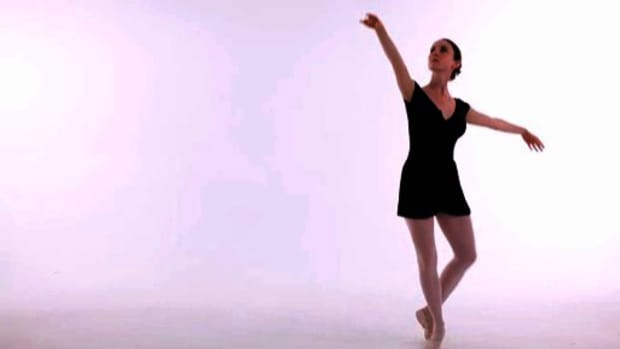 ZN. How to Ballet Dance with Maegan Woodin Promo Image
