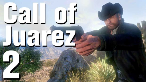 B. Call of Juarez The Cartel Walkthrough: Chapter 1 (1 of 5) Promo Image