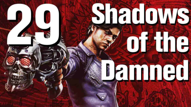 ZC. Shadows of the Damned Walkthrough: Act 4-3 The Ghost Hunter (2 of 5) Promo Image