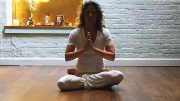 M. How to Practice Guided Meditation Promo Image