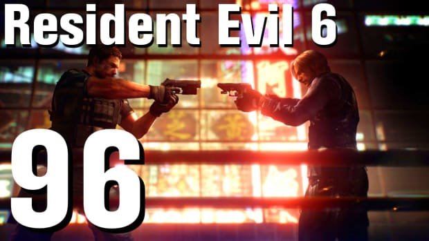 ZZZR. Resident Evil 6 Walkthrough Part 96 - Chapter 16 Promo Image