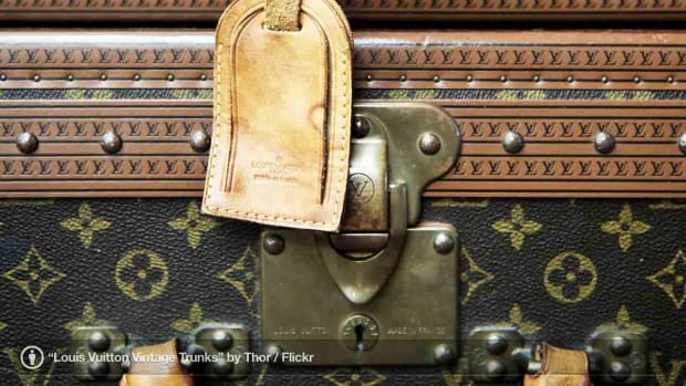 M. Fashion Designer Louis Vuitton Promo Image