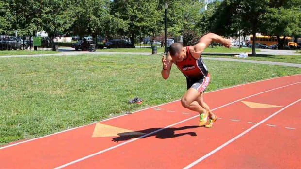 W. 3 Best Tips for Running a 60-Meter Dash Promo Image