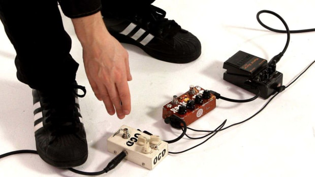 ZA. Distortion vs. Overdrive vs. Fuzz Guitar Pedals Promo Image