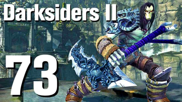 ZZU. Darksiders 2 Walkthrough Part 73 - Chapter 11 Promo Image