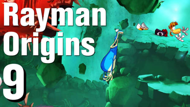 I. Rayman Origins Walkthrough 2-2: Best Original Score Promo Image