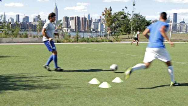 ZL. 3 Essentials for Team Play in Soccer Promo Image