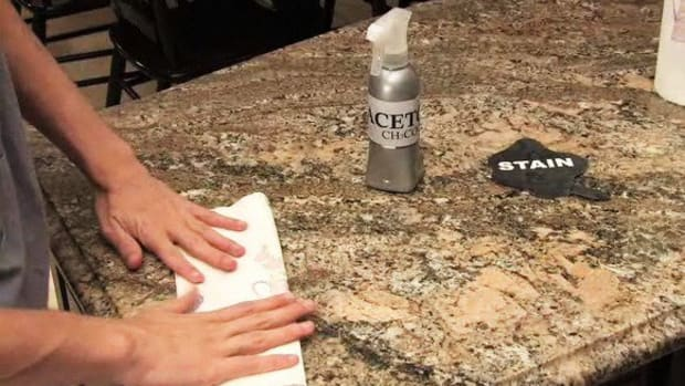 ZG. How to Get Grease off a Granite Counter Promo Image