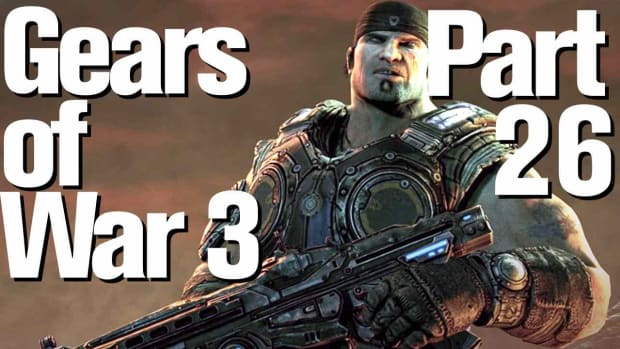 Z. Gears of War 3 Walkthrough: Act 2 Chapter 4 (1 of 2) Promo Image