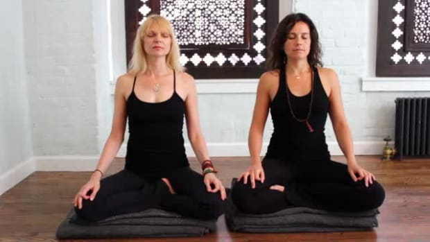 R. How to Meditate with Your Partner Promo Image
