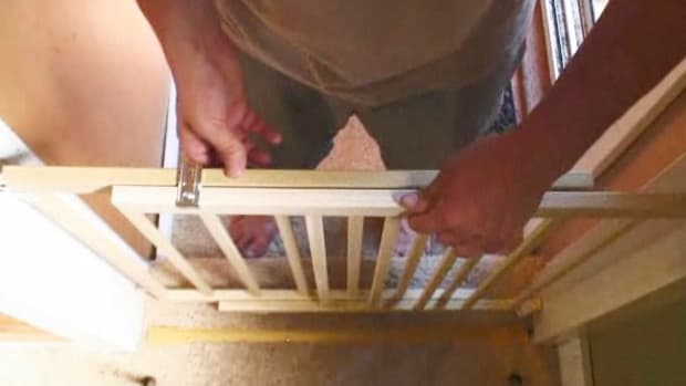 A. How to Install Hardware-Mounted Baby Gates Promo Image