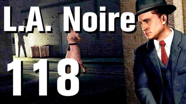 "ZZZZN. L.A. Noire Walkthrough Part 118: ""A Polite Invitation"" (4 of 7) Promo Image"