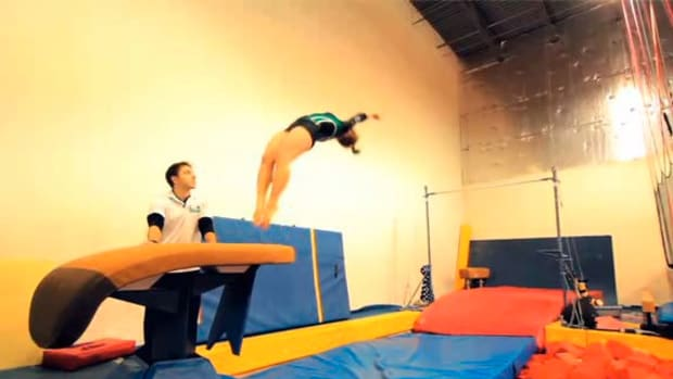 ZC. What Parents Should Know about Kids' Gymnastics Promo Image