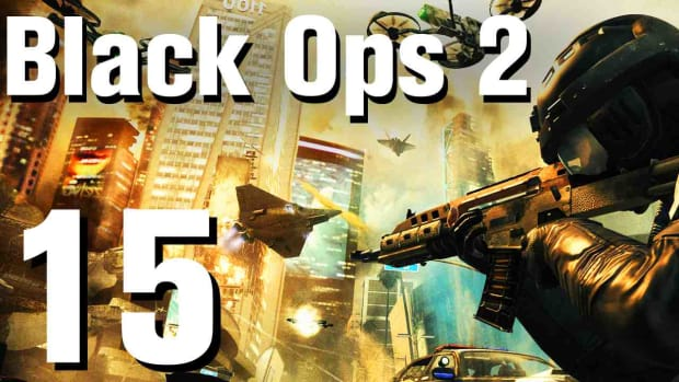 O. Black Ops 2 Walkthrough Part 15 - Time and Fate Promo Image