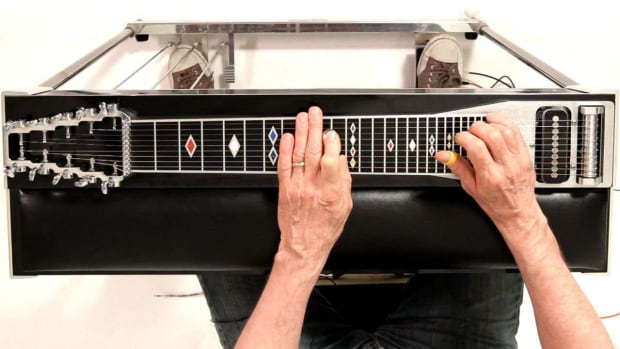 ZH. How to Play Diminished Chords on a Pedal Steel Guitar Promo Image