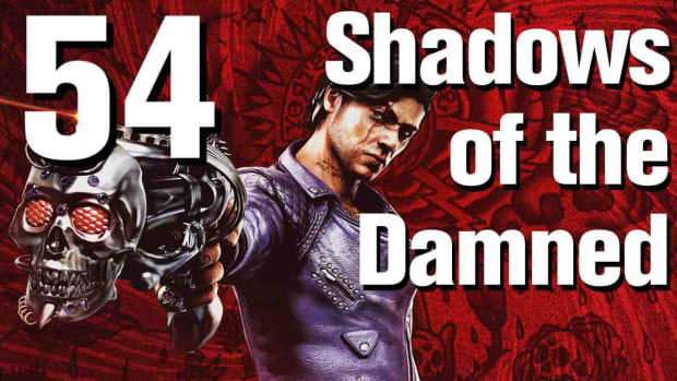 ZZB. Shadows of the Damned Walkthrough: Act 5-5 Till Death Do Us Part (2 of 2) Promo Image