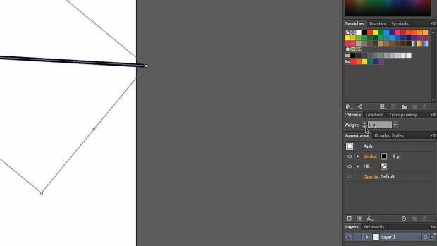 H. How to Change Stroke Width & Alignment in Adobe Illustrator Promo Image