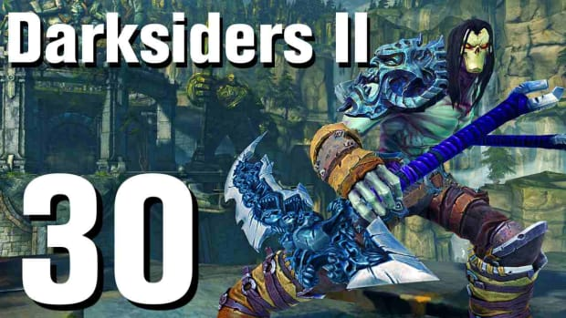 ZD. Darksiders 2 Walkthrough Part 30 - Chapter 4 Promo Image