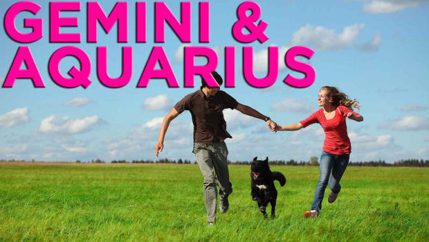 ZZD. Are Gemini & Aquarius Compatible? Promo Image