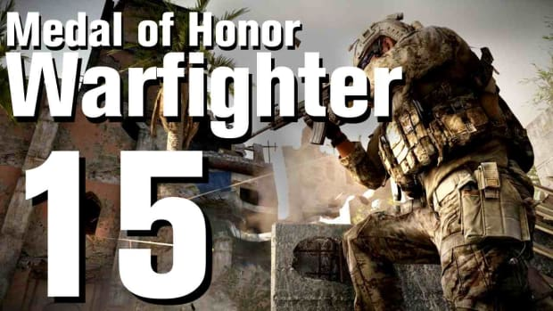 O. Medal of Honor: Warfighter Walkthrough Part 15- Chapter 8: Stump Promo Image