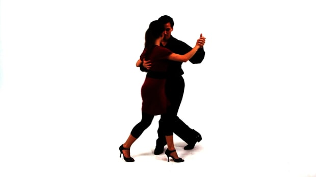 N. How to Do the Grapevine aka Giro & Molinete for the Tango Promo Image
