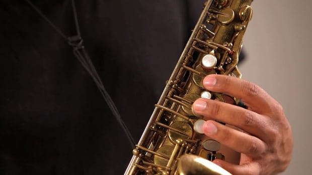 H. Proper Sax Finger Placement Promo Image