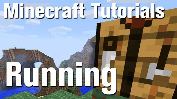 ZZH. Minecraft Tutorial: How to Run Faster in Minecraft Promo Image
