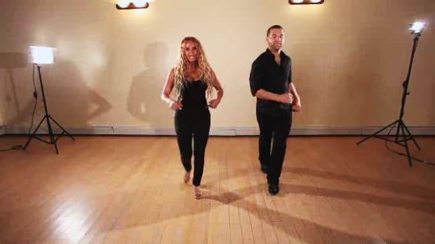 O. How to Do the Cuban Dance Step Promo Image