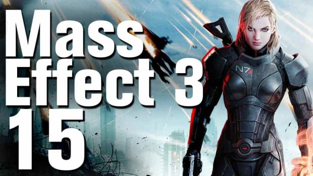 O. Mass Effect 3 Walkthrough Part 15 - Menae Promo Image