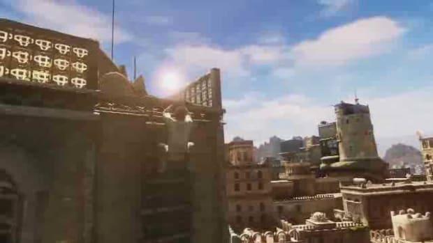 Y. Uncharted 3 Walkthrough - Chapter 10 Promo Image