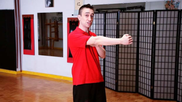 G. How to Do the Siu Nim Tau Form in Wing Chun Promo Image