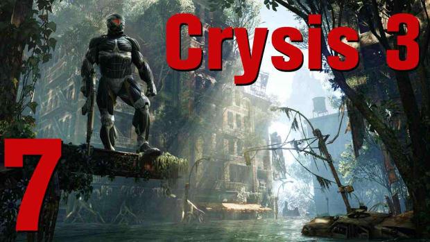 E. Crysis 3 Walkthrough Part 14 - Only Human Promo Image