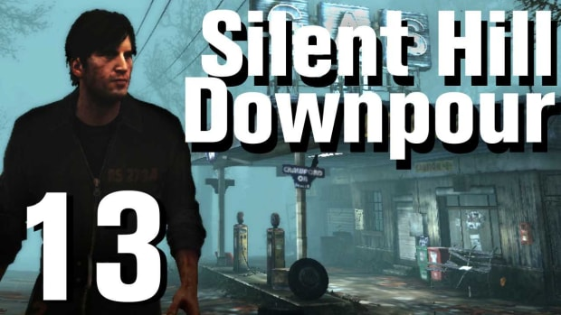M. Silent Hill Downpour Walkthrough Part 13 - Lost Soul on a Stroll Promo Image