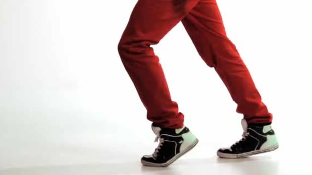 ZC. How to Dance the Melbourne Shuffle Moonwalk Promo Image