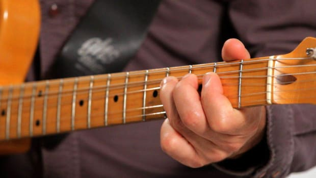 ZD. How to Bend Strings in Country Guitar Promo Image