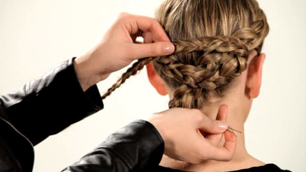 P. How to Do Goddess Braids Promo Image