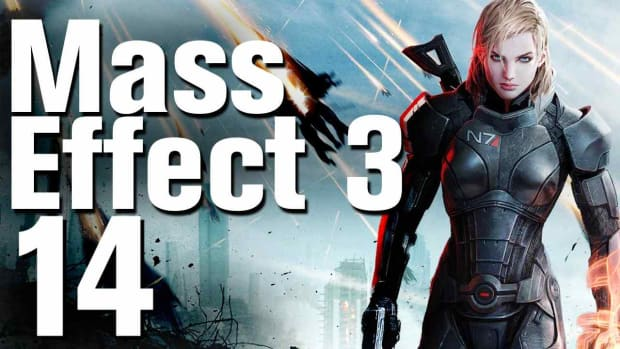 N. Mass Effect 3 Walkthrough Part 14 - Normandy Crew Promo Image
