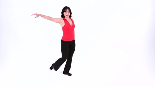 O. How to Do Jazz Dance Move Combos Promo Image
