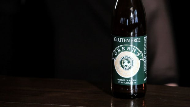ZF. Gluten-Free Beer Promo Image