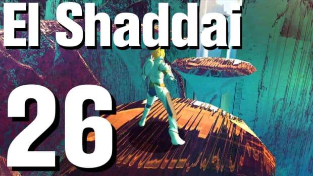 Z. El Shaddai Walkthrough Part 26: Azazel's Zeal (2 of 3) Promo Image